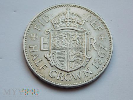 1/2 korony-WIELKA BRYTANIA -1967