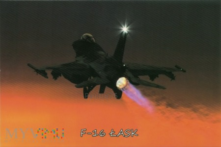 F-16D Łask