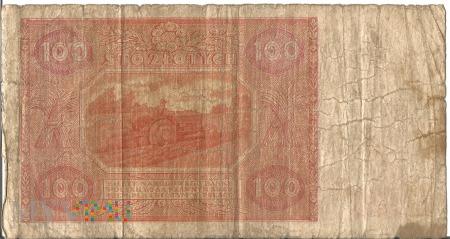 100 złotych 1946