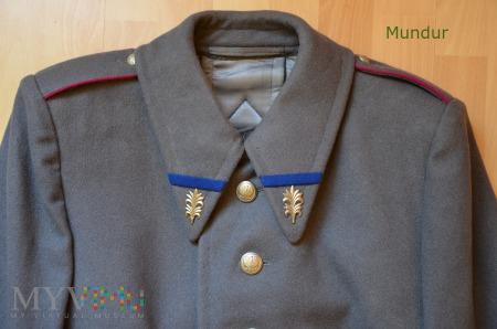 Płaszcz sukienny MO 1956r.