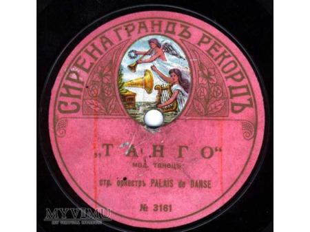 Tango na Syrenie Grand Record