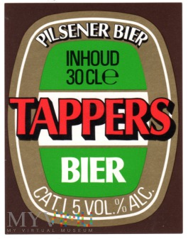 Tappers Bier