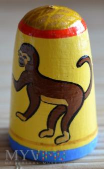 CHIŃSKI ZODIAK-małpa