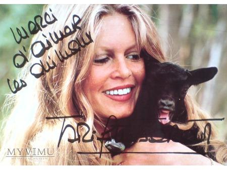 Brigitte Bardot Fundacja BB Kochajcie zwierzęta ..