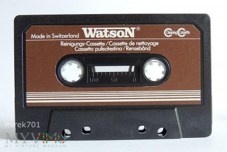 WatsoN kaseta magnetofonowa czyszcząca