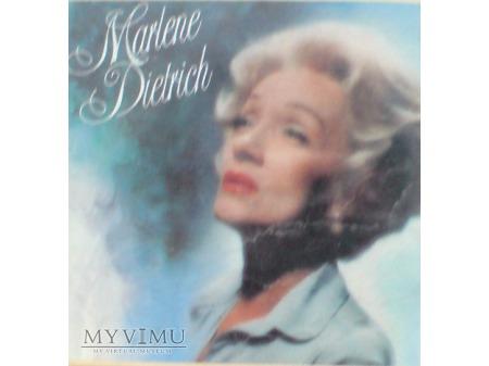 Marlene Dietrich kaseta Die Grossen Erfolge 1991