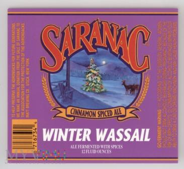 Saranac, Winter Wassail