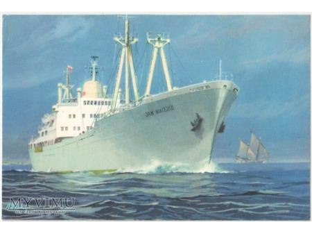 Statek JAN MATEJKO