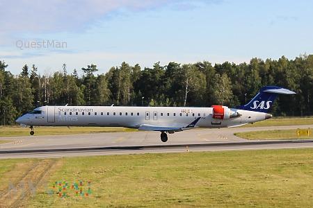 Duże zdjęcie Bombardier CRJ-900LR - EI-FPM