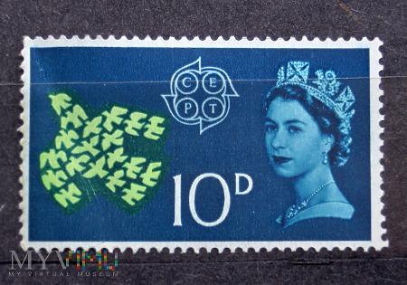Elżbieta II, GB 348