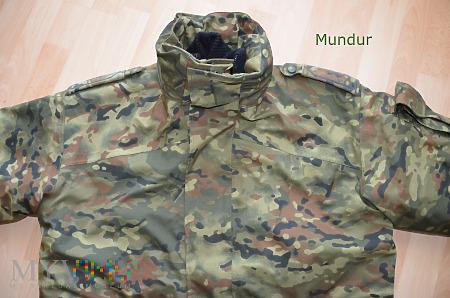 Kurtka ubrania na złą pogodę (gore-tex) SG 2015