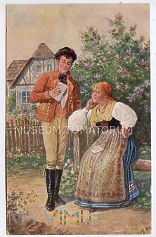 On i Ona - 1919