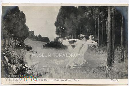 Thomas - Taniec nimf - 1899