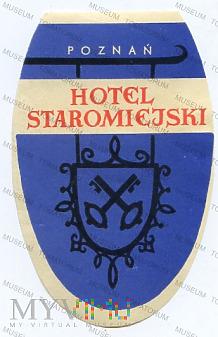 """Poznań - Hotel """"Staromiejski"""""""
