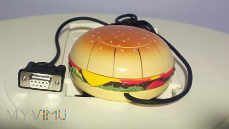 Myszka kulowa Cheeseburger com nr.1 s/n 5C04725