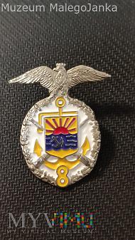 Odznaka 8 Dywizjonu Artylerii Przeciwlotniczej