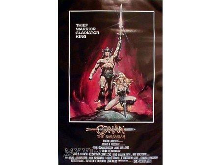 Conan the Barbarian - Conan Barbarzyńca