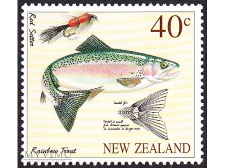 Duże zdjęcie Nowa Zelandia 1997