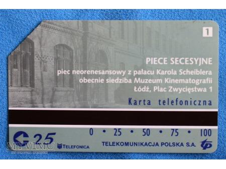 Piece Secesyjne 1