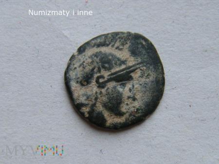 Duże zdjęcie moneta grecka