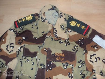 Polowy mundur iracki