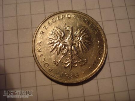 10 zł - obiegowe PRL zbiór monet