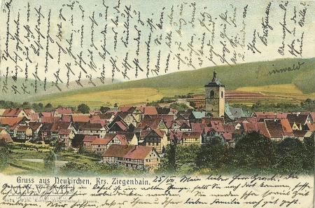 Gruss aus Neukirchen, Krs. Ziegenhain