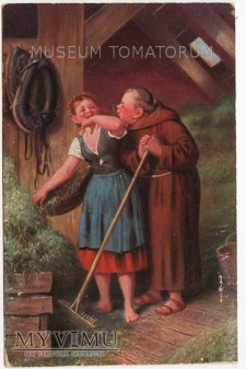 Monk zakonnik - pokusa