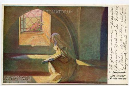 Duże zdjęcie Strojnowski - Zakonnica - Do światła
