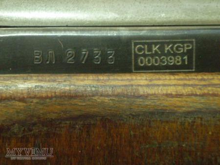 Karabin samopowtarzalny Simonowa (SKS wz. 45)