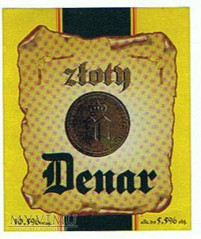 złoty denar