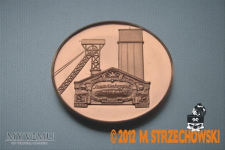 Duże zdjęcie Górniczy Medal Pamiątkowy