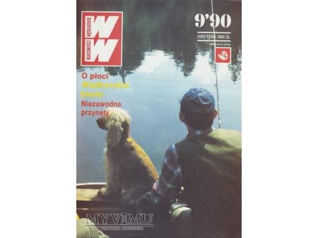 Wiadomości Wędkarskie 7-12/1990 (493-498)