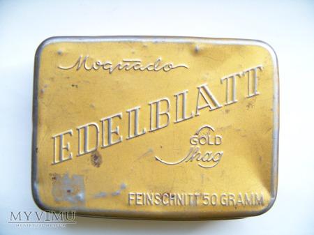 Pudełko na tytoń EDELBLATT