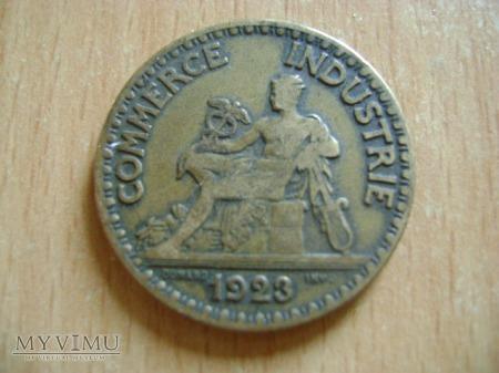 2 franki 1923