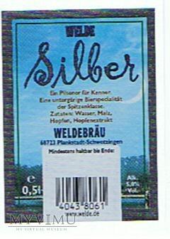 weldebräu silber