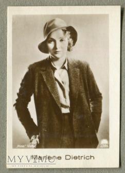 Hänsom Filmbilder Jasmatzi Album Marlene Dietrich