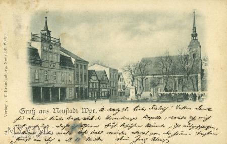 Neustadt W.Pr. - 1898 - Wejherowo