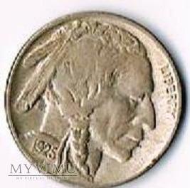 pięć centów 1925