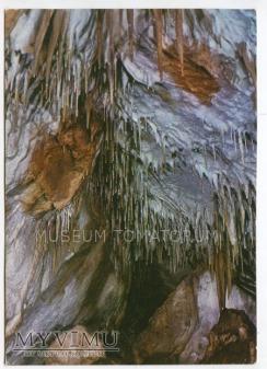 Góry Świętokrzyskie Jaskinia Raj