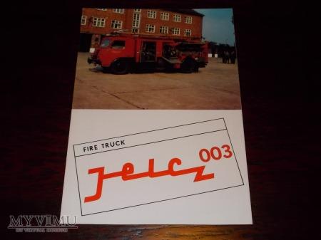 Prospekt Jelcz 003 Fire Truck