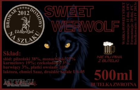 sweet werwolf