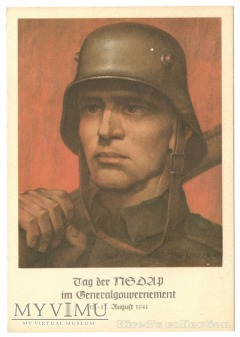 Tag der NSDAP im Generalgouvernement 1941