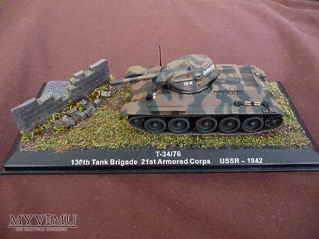 Duże zdjęcie T34/76