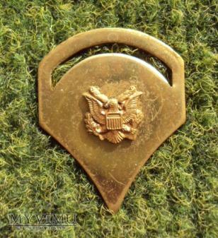 Duże zdjęcie US Army: oznaka stopnia - specialist