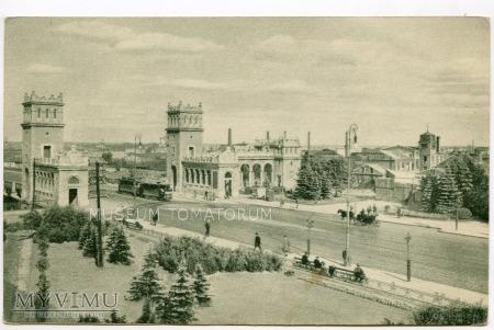 W-wa - III Most - Poniatowskiego - 1920-te