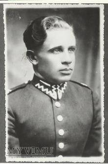 Kapral Stefan Panasiuk z 25 Pułku Ułanow Wielk.