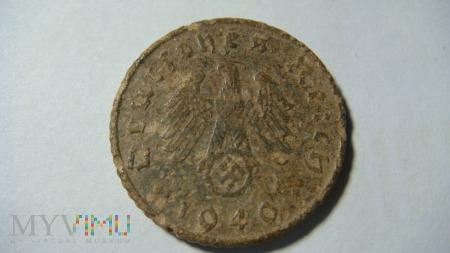 5 pfennig 1940 A Niemcy ,III Rzesza