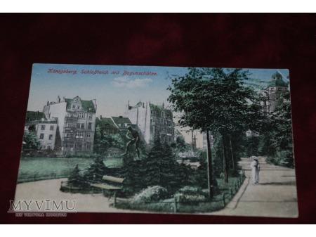 Konigsberg - 1913 - Królewiec