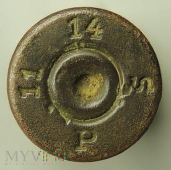 Łuska 7,92x57 14 S P 11